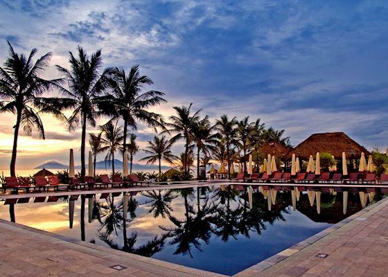 Pool At The Victoria Hoi An Beach Resort Spa