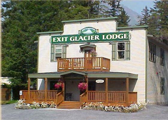 Exit Glacier Lodge Seward