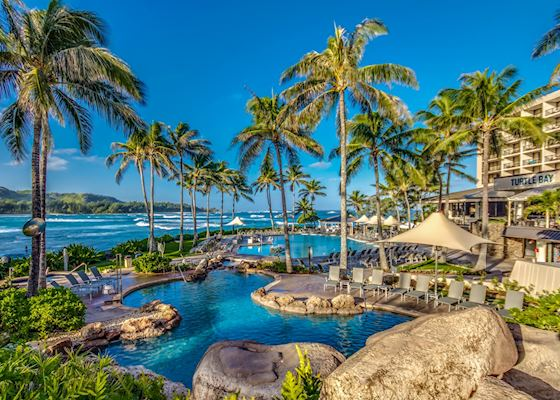 Stay At Turtle Bay Resort Oahu