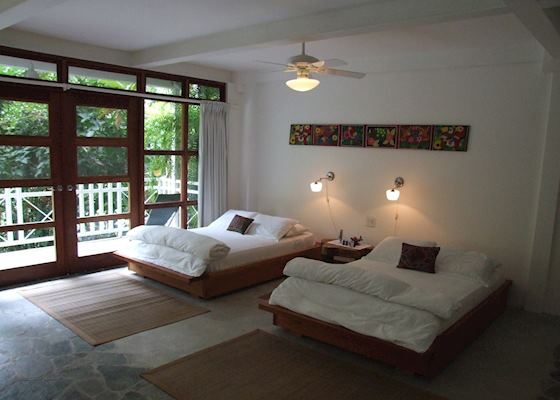 Standard room Canopy Lodge & Canopy Lodge | Hotels in El Valle | Audley Travel