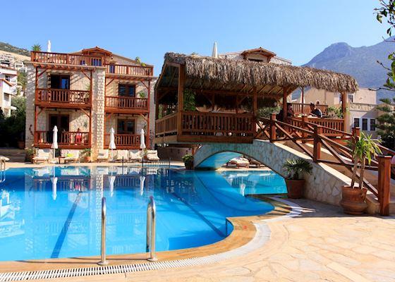 Asfiya Hotel Kalkan