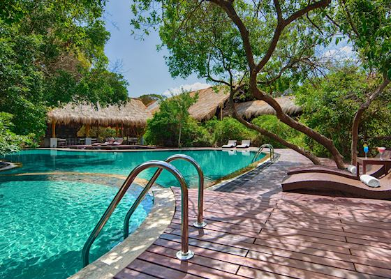 Stay At Jungle Beach Trincomalee