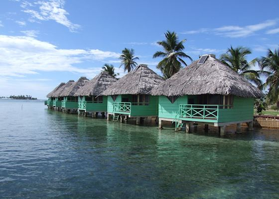Akwadup Lodge San Blas Islands