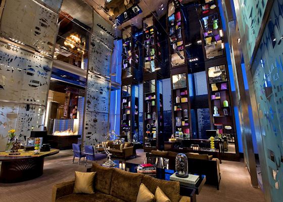 Stay At The W Hotel Santiago