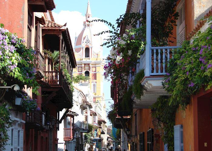 Cartagena City Tour, Colombia