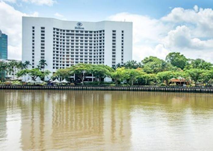 Hilton Kuching Exterior
