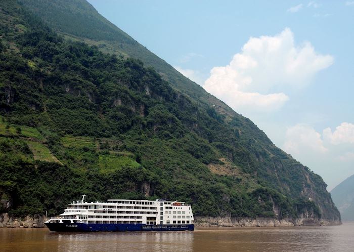 Sanctuary Cruises, Yangtze Explorer