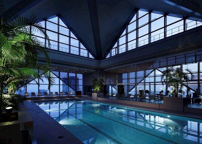 Pool at Park Hyatt Tokyo, Tokyo
