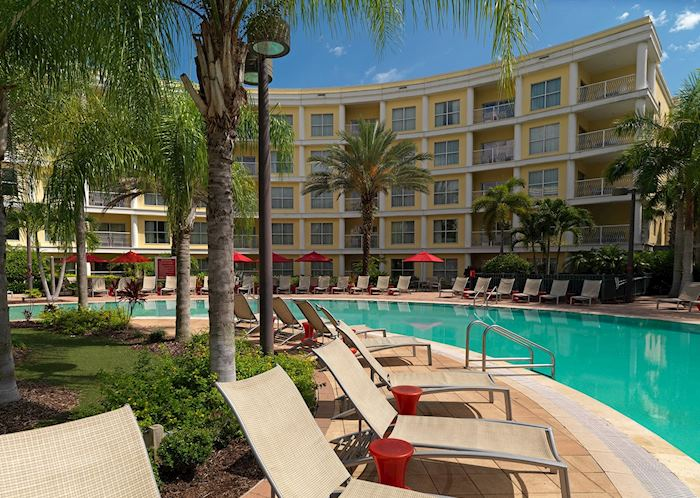 Melia Orlando Suite Hotel - Pool