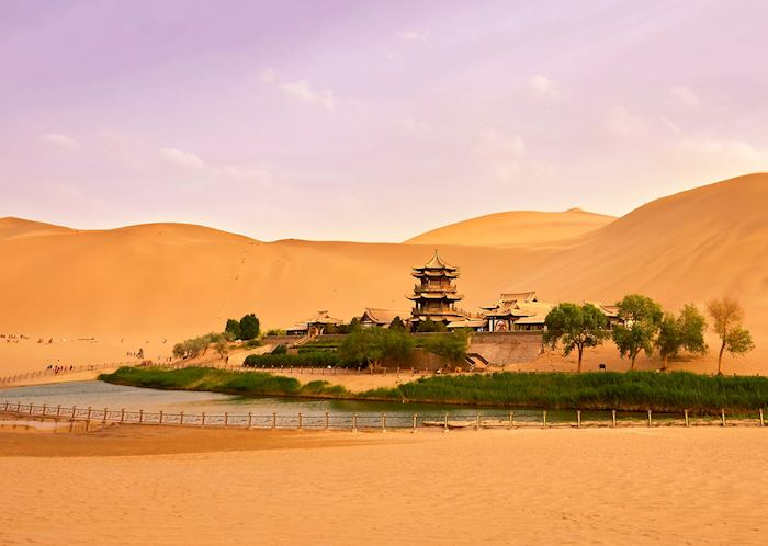 Mingsha - The Singing Mountains, Dunhuang