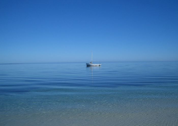 Crystal clear waters, Lower Eyre Peninsula
