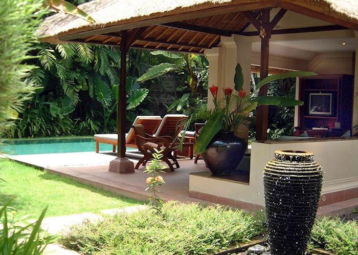 Two bedroom pool villa, Pavilions, Sanur
