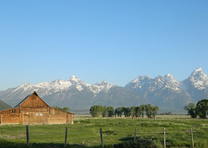 Jackson - Grand Teton National Park, USA