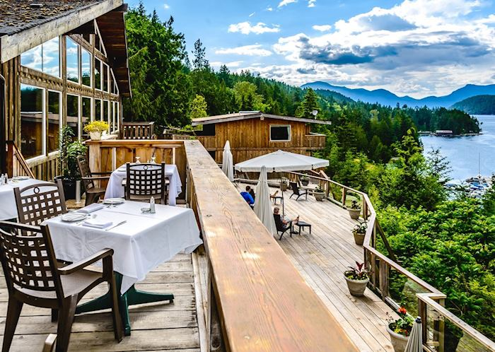 West Coast Wilderness Lodge , Egmont