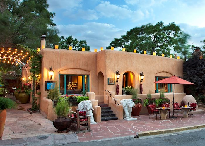Inn of the Five Graces, Santa Fe
