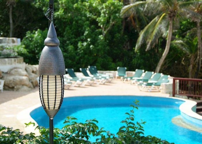 Pool, The Atlantis Hotel, Barbados