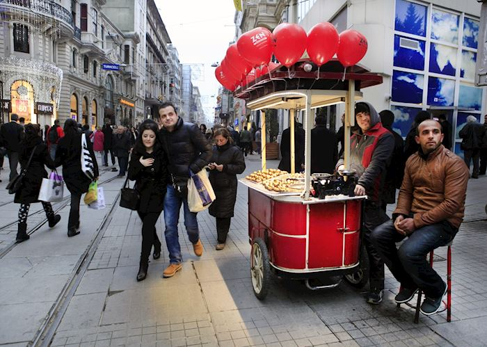 Daily life, Istanbul