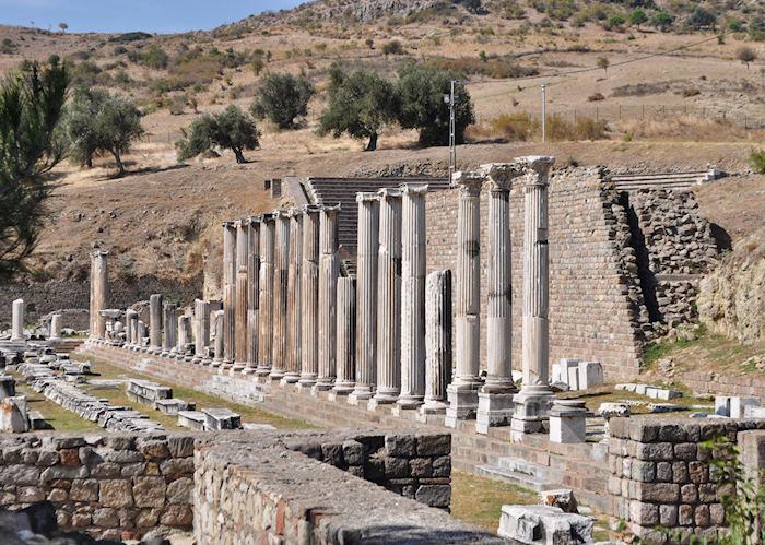 Pergamon Asclepion