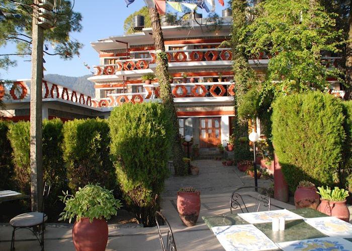 Chonor House, Dharamshala