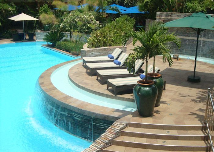 Pool area,Kigali Serena Hotel,Kigali