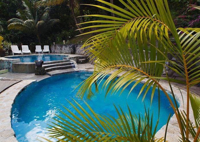 Pool, Fond Doux Plantation & Resort, Saint Lucia