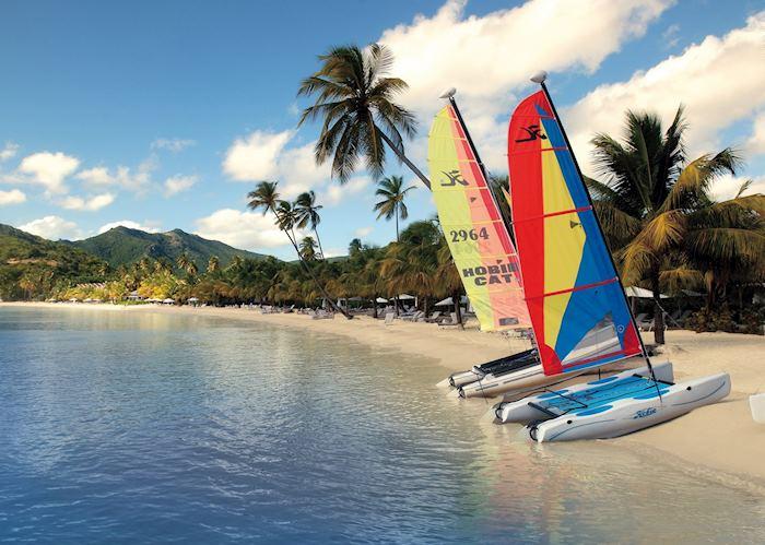Beach, Carlisle Bay, Antigua