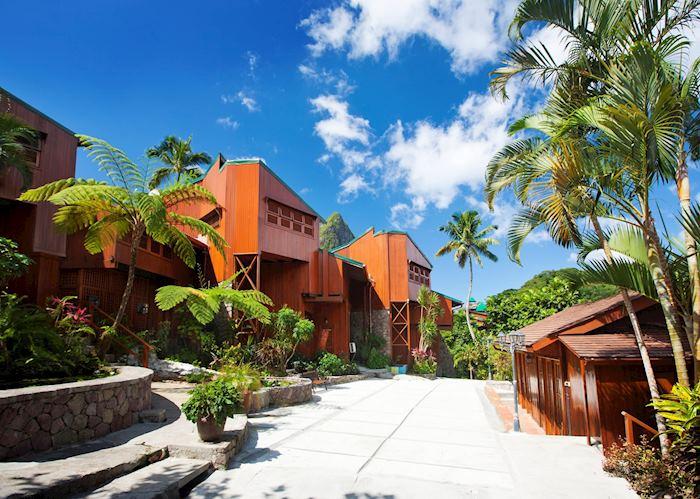 Ladera, Saint Lucia