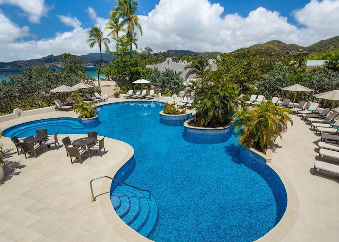 Oasis Pool, Spice Island Beach Resort, Grenada