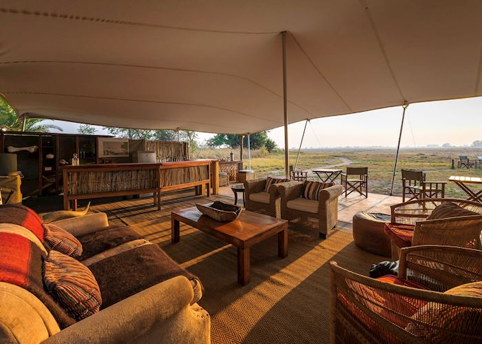 Busanga Bush Camp, Kafue National Park