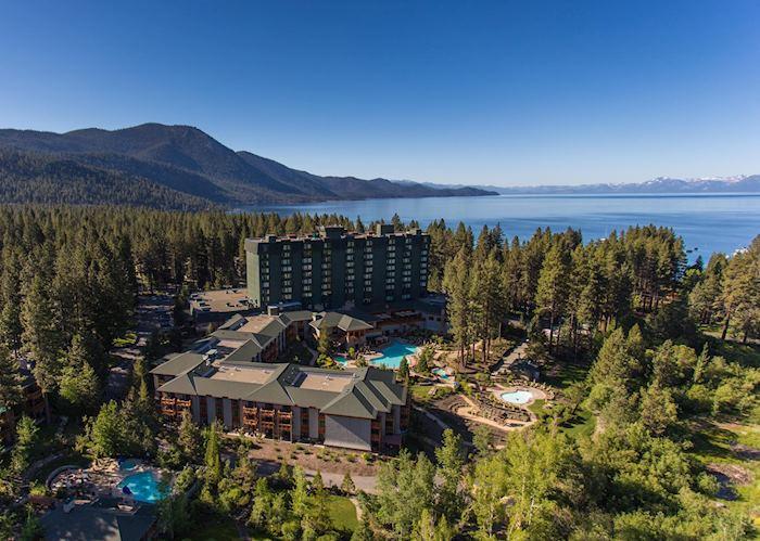 Hyatt Regency Lake Tahoe, Lake Tahoe
