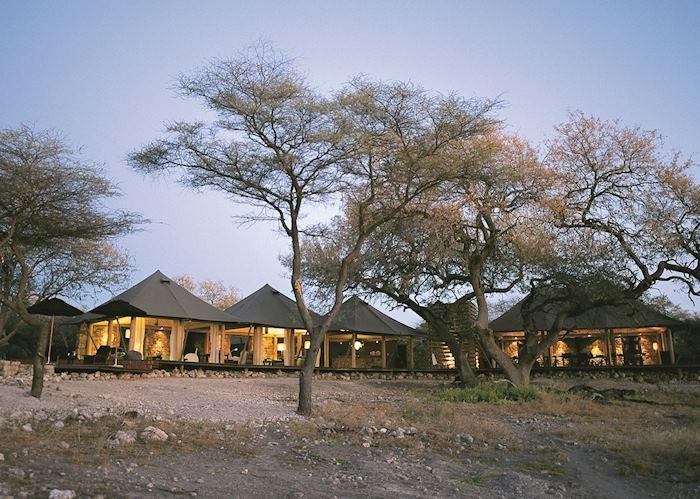 Onguma Tented Camp, Onguma Reserve
