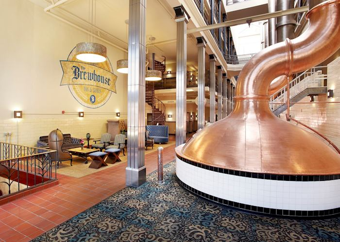Brewhouse Inn & Suites, Milwaukee