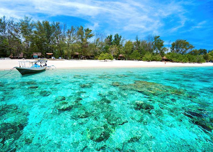 Gili Meno, Indonesia
