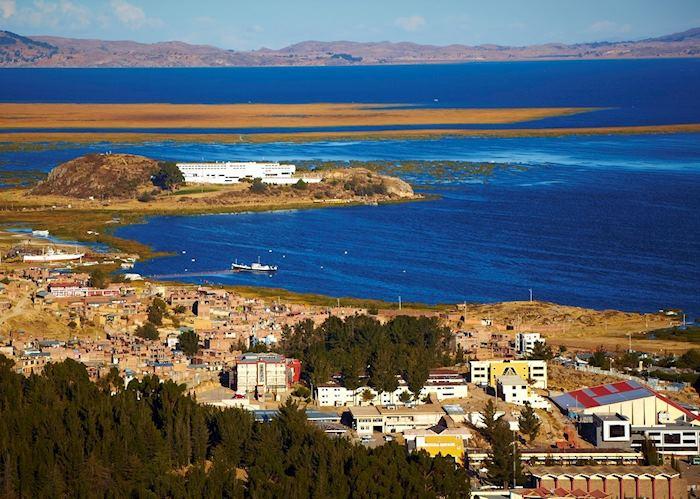 GHL Lake Titicaca, Puno