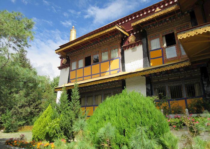 The Dalai Lama's Summer Palace