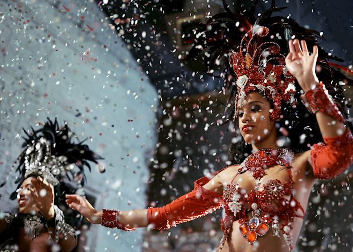 Rio Carnival, Rio de Janeiro