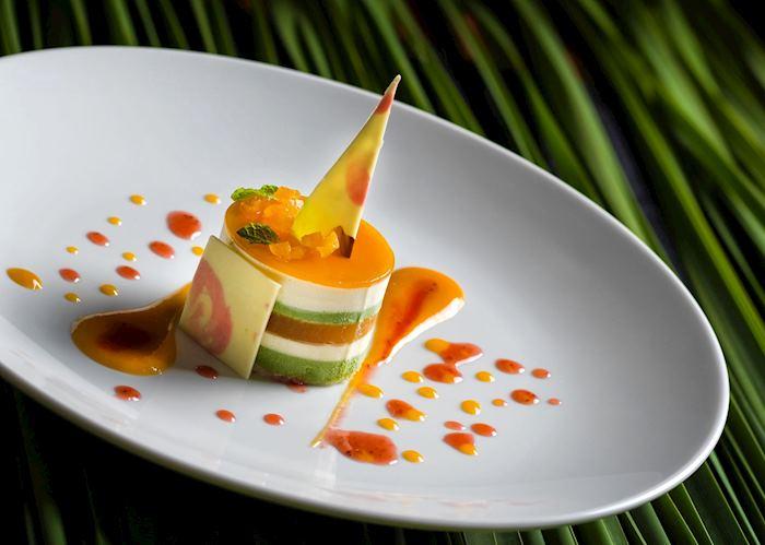 Dessert at L'Artiste