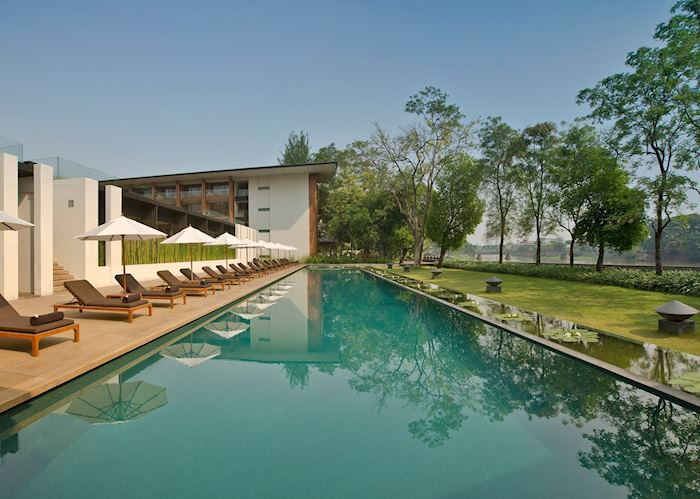 Pool, Anantara Chiang Mai