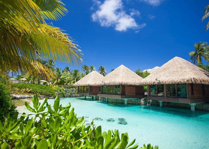 Spa, InterContinental Resort and Thalasso Spa, Bora Bora