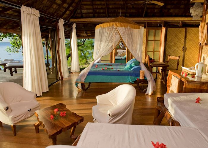 Beach Suite, Vahine Island Resort