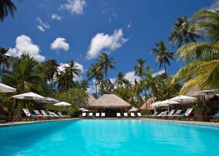 Pool at the Atmosphere resort