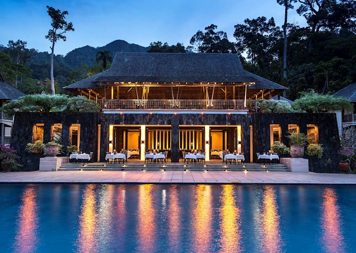 The Dining Room, The Datai , Langkawi