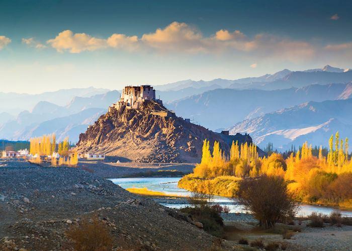 Leh Monastery, Ladakh, India