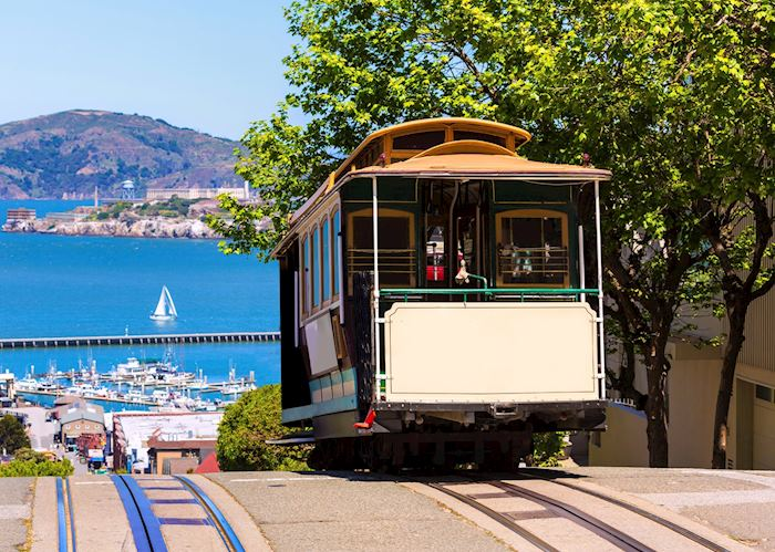 Hyde Street Cable Car, San Francisco