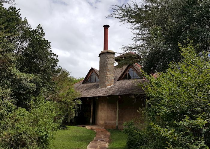 Bogani Cottages and Tented Camp, Free the Children