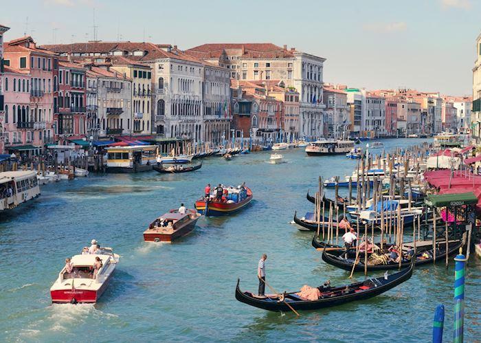 Summer in Venice