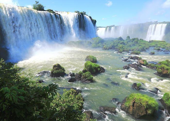 Iguaçu Falls, Iguaçu