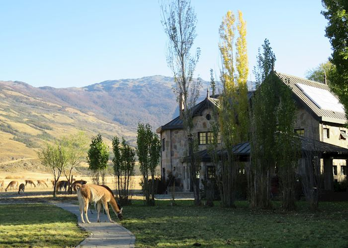 The Lodge at Parque Patagonia
