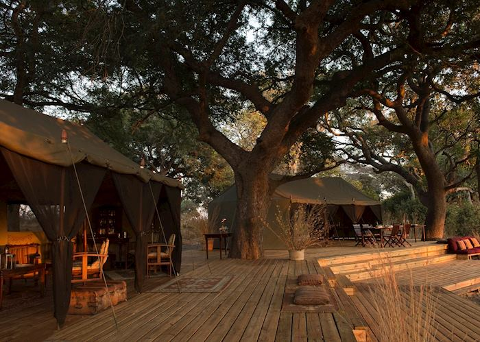 Chada Camp, Katavi National Park