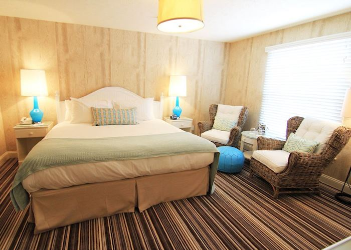Whaarfside Suite, The Boathouse Waterfront Hotel, Kennebunkport